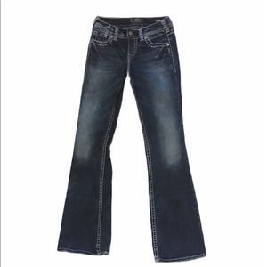 Silver Jeans Suki Mid Boot 28/33